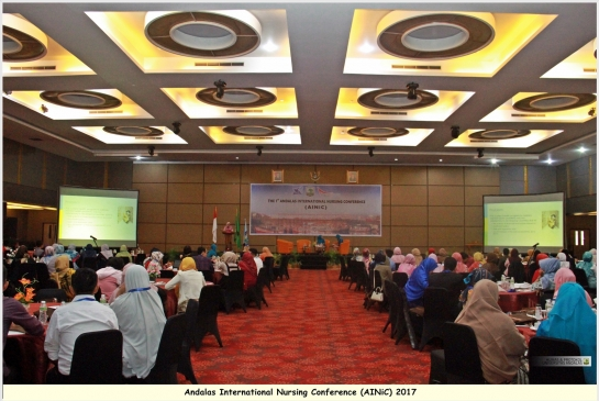 Unand Host AINIC International Conference 2017